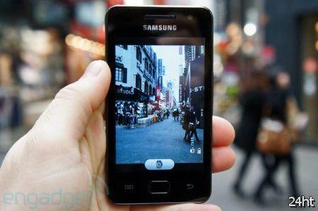 Портативный плеер Samsung Galaxy S WiFi 3.6  скоро поступит в США
