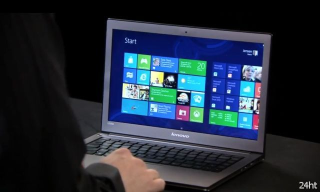Презентация Windows 8 Consumer Preview (видео)