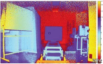 RGB-сенсор Samsung с глубинным изображением