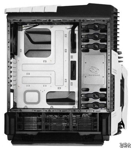Raidmax анонсировала компьютерный корпус Agusta