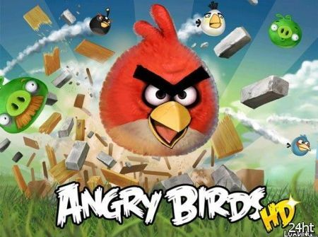 Разработчик игры Angry Birds ведет переговоры с NVIDIA