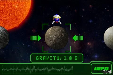 Rescue Ship 2.06 - спасаем астронавтов