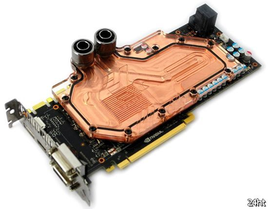Рецепт от EK Water Blocks для водяного охлаждения GeForce GTX 680