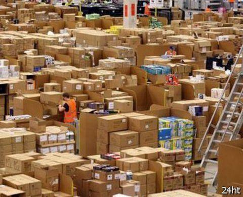 Роботы помогут Amazon
