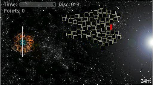 Roshambomb 1.0 - стреляем дисками по меткам
