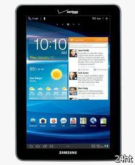 Samsung Galaxy Tab 7.7 доступен в США