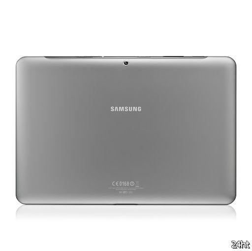 Samsung анонсирует 10,1'' Galaxy Tab 2 с ОС Ice Cream Sandwich