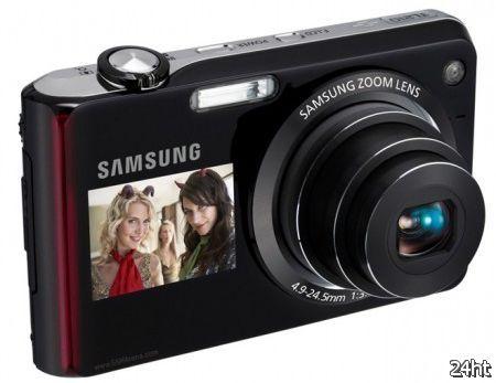 Samsung может добавить Android в свои цифровые камеры