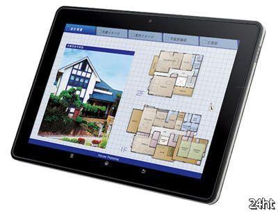 Sharp представила Android-планшет RW-T110