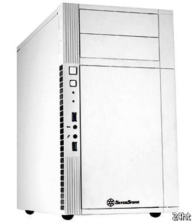SilverStone представила белый вариант корпуса SST-PS07