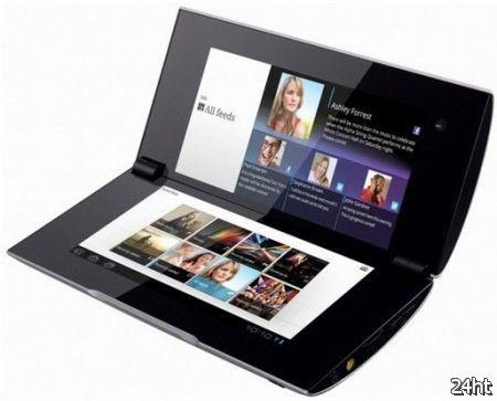 Sony Tablet P и Tablet S получат ICS в апреле