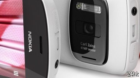 Sony: в камерофоне Nokia 808 PureView нет ничего нового