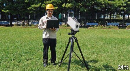 Toshiba разработала камеру обнаружения радиации