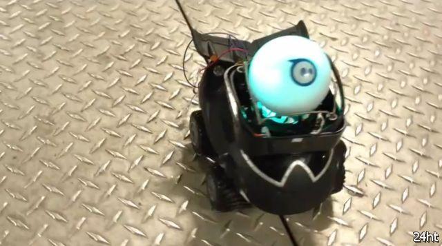 Тюнинг радиоуправляемого мяча Sphero (видео)