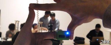 Ubi-Camera – кадрируйте снимки руками
