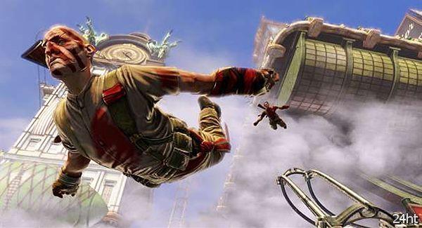 В BioShock Infinite будет поддержка манипулятора Move