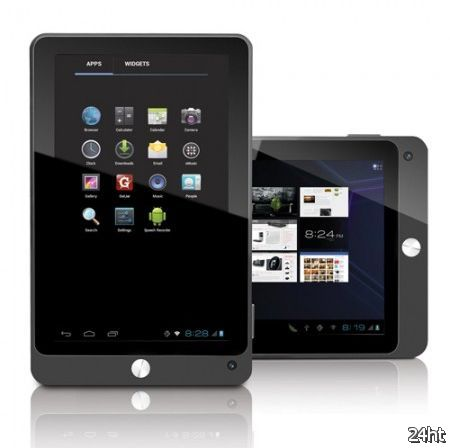 В продаже появились планшеты Coby Kyros MID7042-4 и MID9742-B