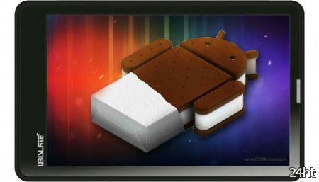 Aakash 2 получит обновление Ice Cream Sandwich