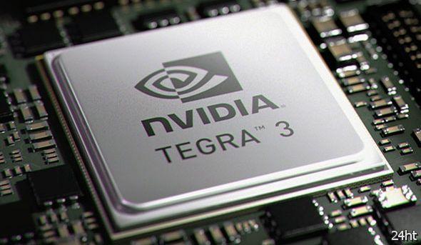 Амбициозные планы NVIDIA по продвижению Tegra на этот год