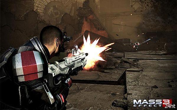 Анонсировано дополнение Mass Effect 3: Extended Cut