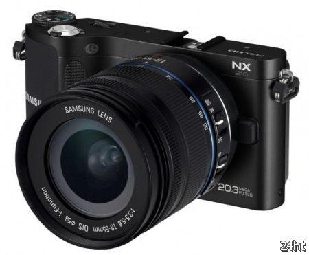Анонсированы беззеркальные камеры Samsung NX20, NX210 и NX1000