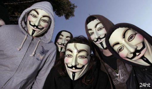 Anonymous лидируют в рейтинге самых влиятельных людей 2012 года