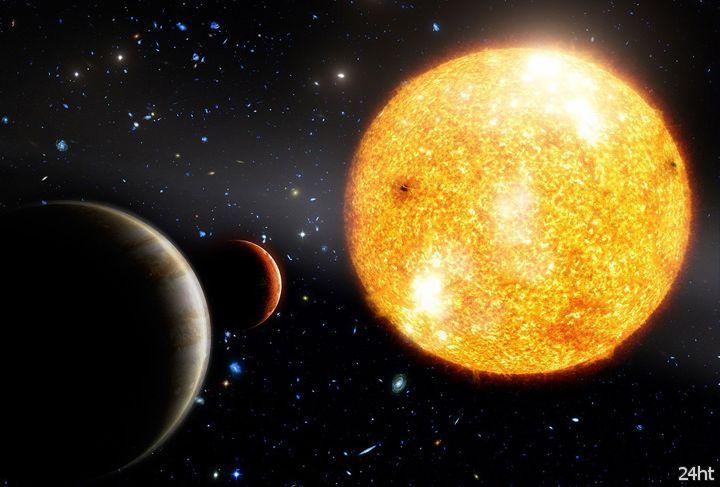Астрономы открыли древнейшую планетную систему