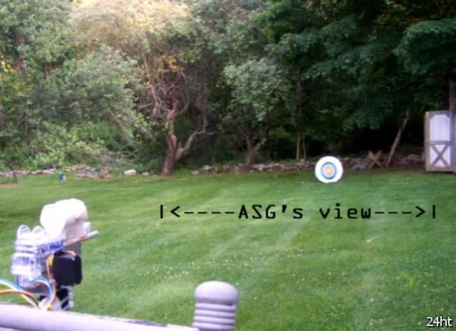 Автоматическая турель для аирсофта (видео)