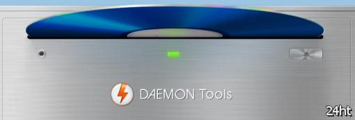 DAEMON Tools Lite 4.45.4: исправлены ошибки и улучшена производительность