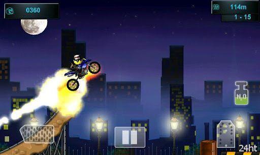 Darkness Rider Turbo 1.0.002 - мототриал