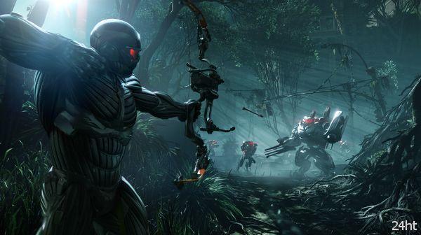 EA подтвердила существование шутера Crysis 3