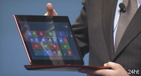 Гибридный планшет-ультрабук Letexo от Intel будет стоить около тысячи долларов