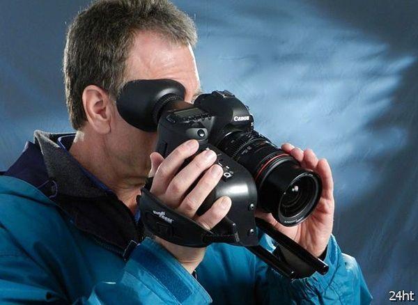 HandiZoom – моторизированный зум для камер Canon (видео)