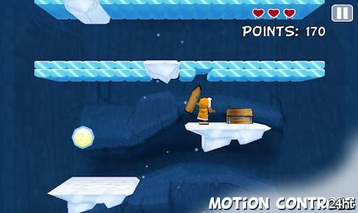 Icy Joe 1.0 - Аркада от создателей GRave Defense