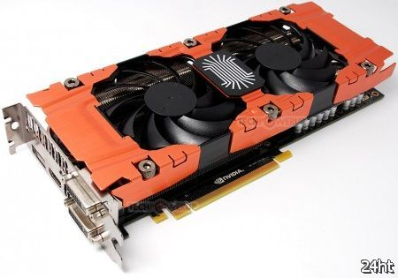 Inno3D показала графическую карту GeForce GTX 680 TwinFan