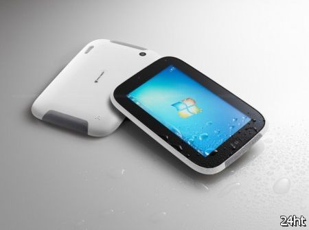 Mouse Computer анонсировала защищенный планшет LuvPad WN701