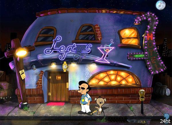 Начался сбор средств на ремейк Leisure Suit Larry in Land oftheLounge Lizards