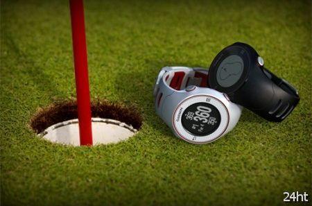 Наручные часы Garmin Approach S3 для гольферов