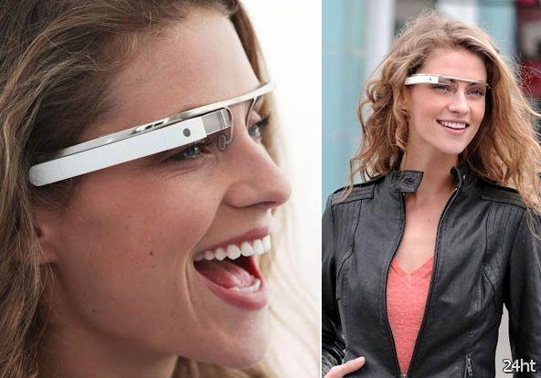 Очки с дополненной реальностью от Google (видео)