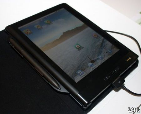 Olivetti представила планшеты OliPad Graphos и OliPad Tegra 3