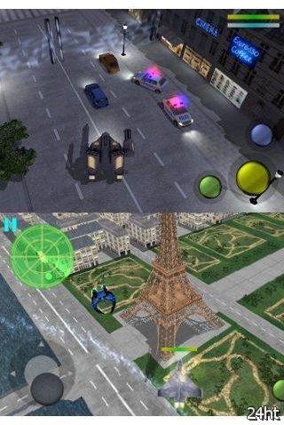 Paris Must Be Destroyed - инопланетное вторжение