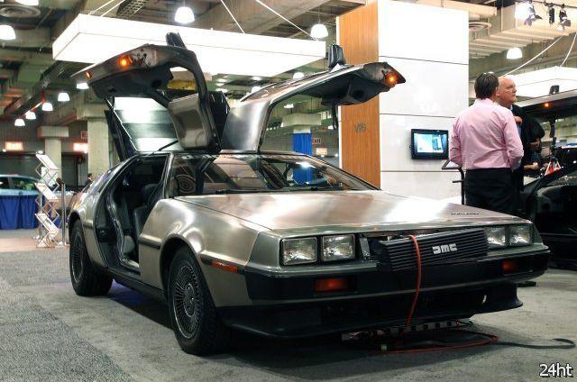 Полностью электронный DeLorean оценили в 000 (12 фото + видео)