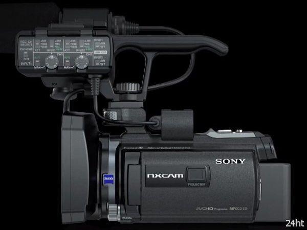Профессиональная камера Sony HXR-NX30 (видео)
