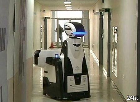 Роботы теперь охраняют тюрьмы в Южной Корее