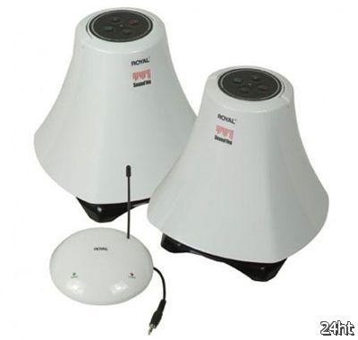 Royal Machines 29298R - беспроводная акустическая система для дома и улицы