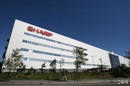 Sharp начала производство IGZO-панелей