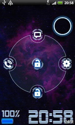 Sky Locker 1.1 - Простой и быстрый блокировщик, настройка ярлыков и жестов, интеграция с Astro Player