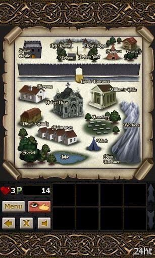 The Final Battle 1.1 - Интересная приключенческая игра