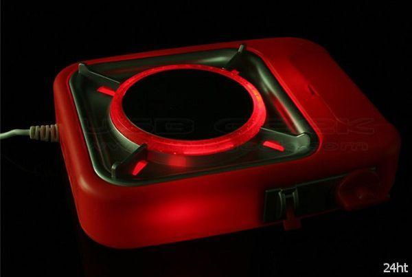 USB-плита для подогрева кружки (3 фото)