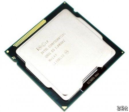Выпуск процессоров Intel Ivy Bridge состоится 23 апреля
